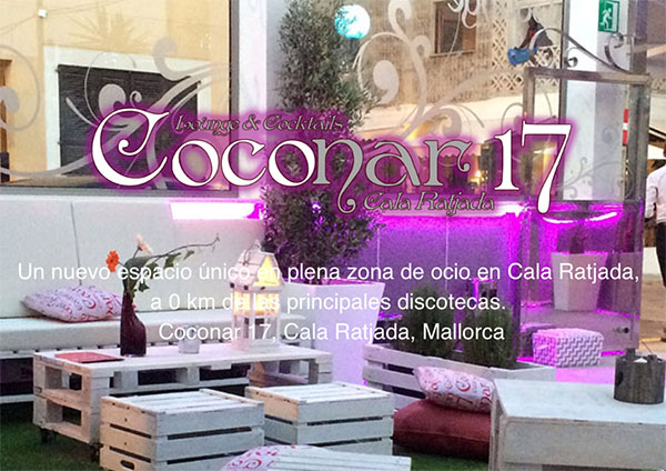 Coconar 17 website