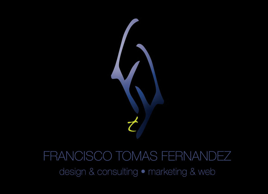 Francisco Tomas Fernandez business card image